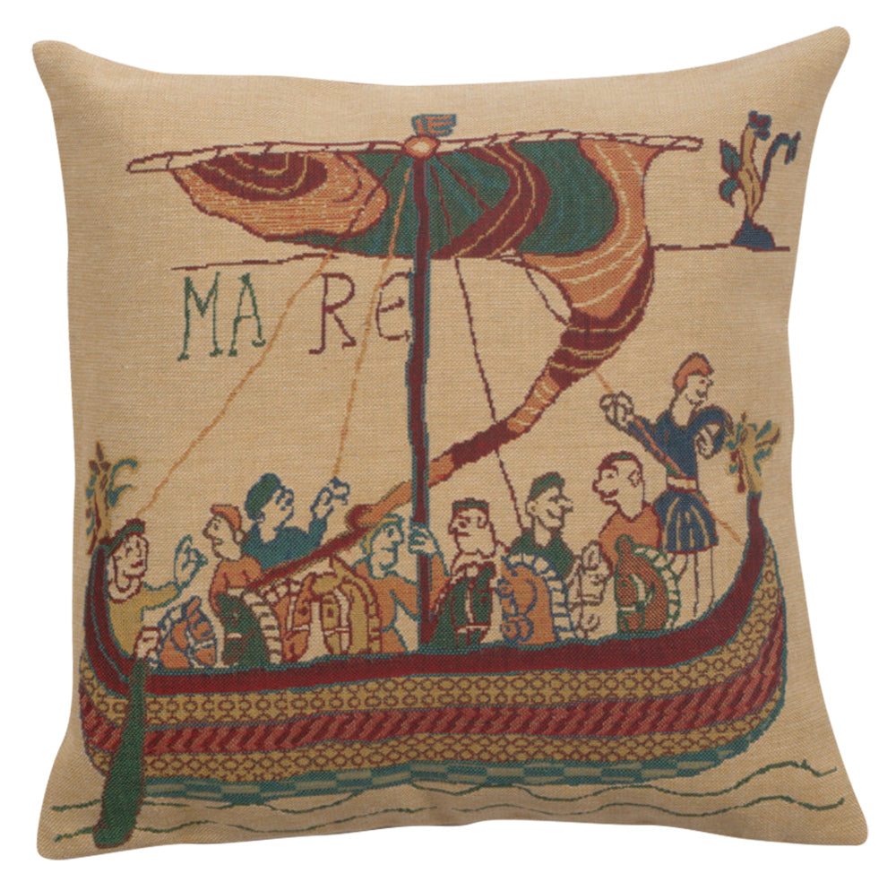 Bayeux Mare Cushion