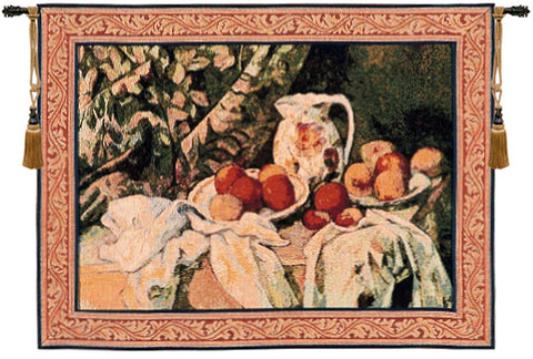French Still Life French Tapestry - Tapestry Zest