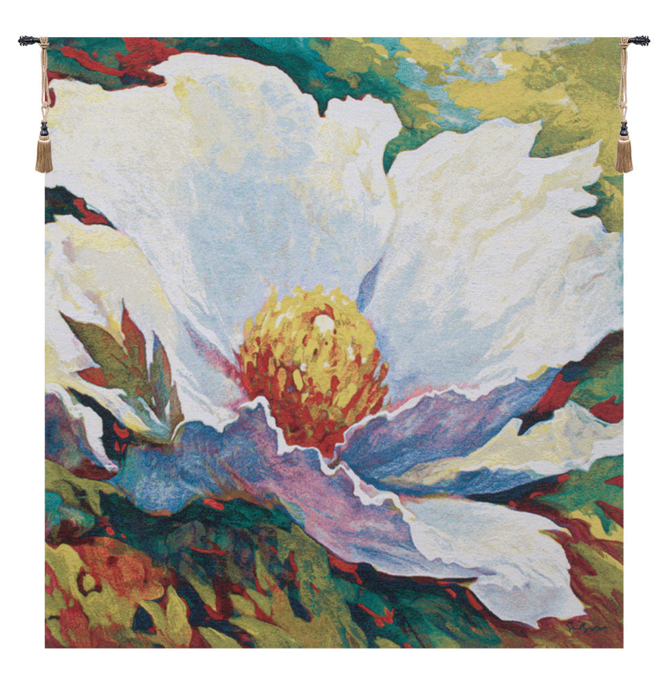 A Time To Dream Floral Wall Tapestry - Tapestry Zest