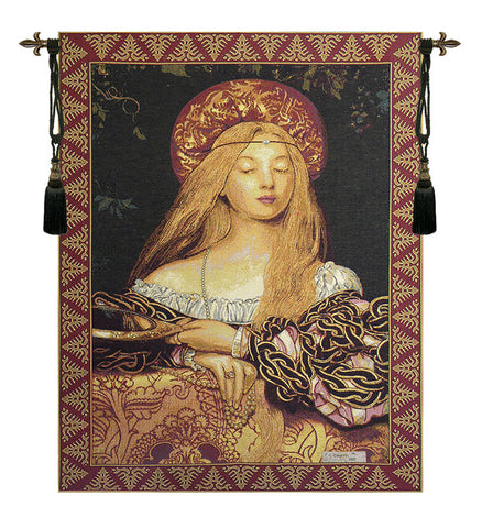 Vanity Italian Wall Tapestry - Tapestry Zest