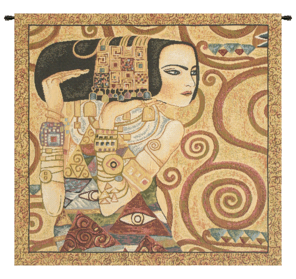 The Waited For by Klimt European Wall Art