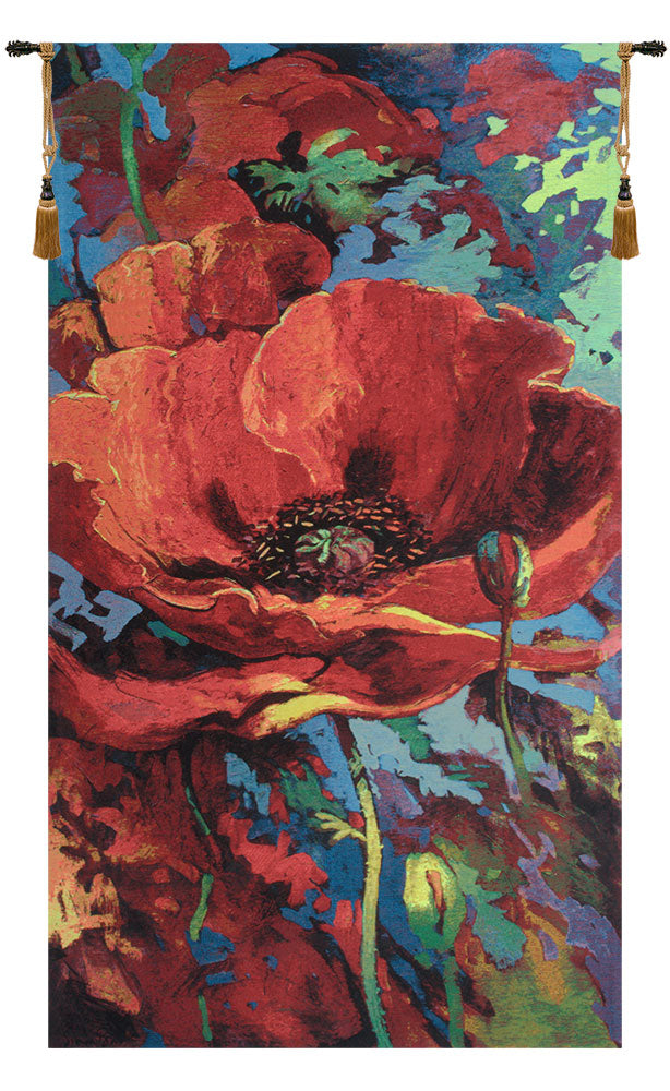 Awakening Floral Wall Tapestry - Tapestry Zest