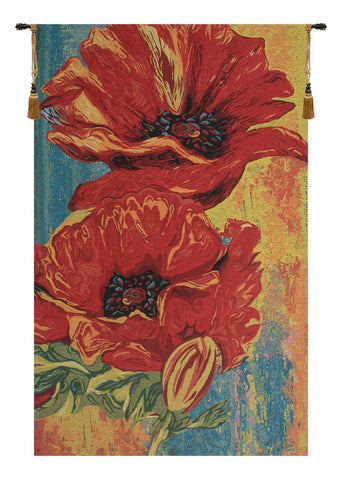 2 Poppys Tapestry Wholesale