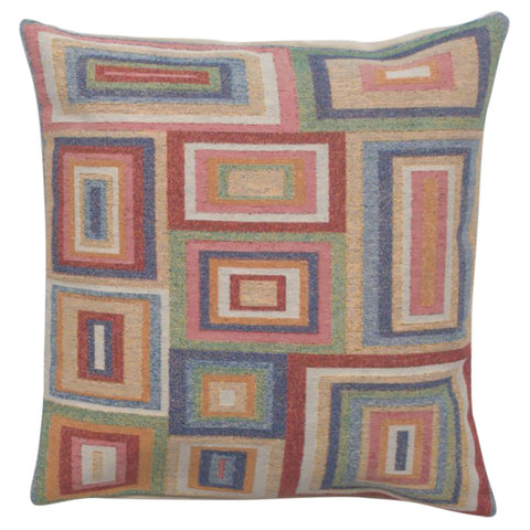 All Right Angles Decorative Pillow Cushion Cover