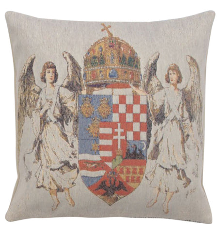 Angel Crest Decorative Pillow Cushion Cover