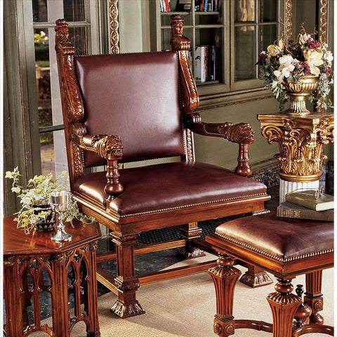 Lord Cumberlands Royal Throne - Tapestry Zest