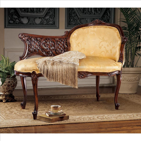 Madame Claudines Chaise Lounge - Tapestry Zest