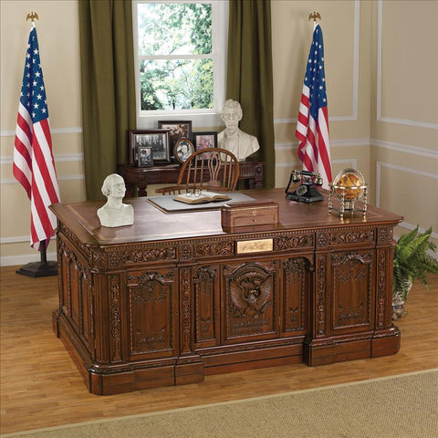 Presidents Hms Resolute Desk - Tapestry Zest
