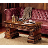Avignon Coffee Table - Tapestry Zest