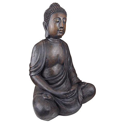 Large Buddha Of The Grand Temple - Tapestry Zest