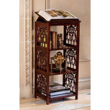 Thomas Aquinas Book Stand - Tapestry Zest