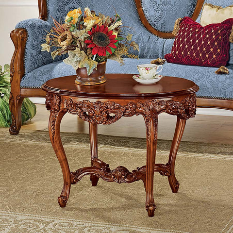 Chateau Montfort Cocktail Table - Tapestry Zest