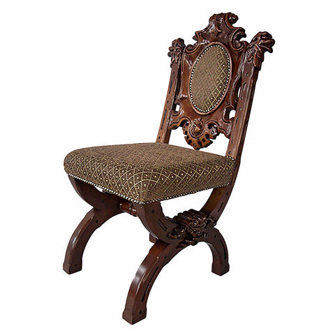 Sir Raleigh Dining Chair - Tapestry Zest