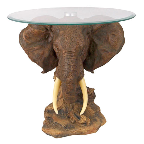 Lord Houghtons Elephant Table