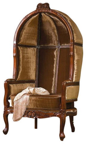 Lady Alcott Victorian Balloon Chair
