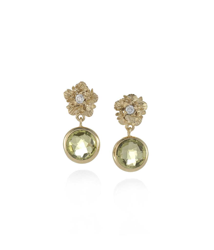 design telaine innovative s all ch lemon studs women citrine earrings diamonds yurman with jewelry p david lemoncitrine