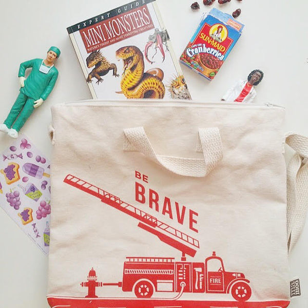 What's in Our Bag: Bravery Essentials