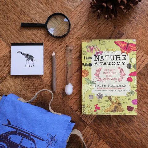 Nature Anatomy What's in Your Kids Bag