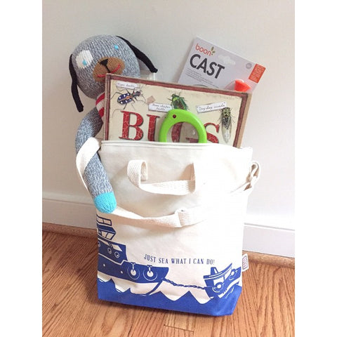what's in your bag? sibling gift bag
