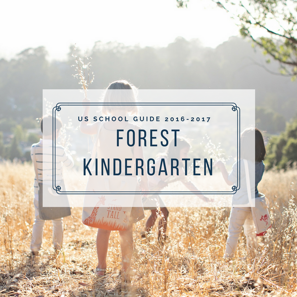 FOREST KINDERGARTEN US GUIDE TO NATURE PRESCHOOLS