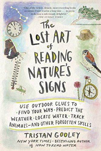 The Lost Art of Reading Nature's Signs Nature Lover Gift Guide Christmas