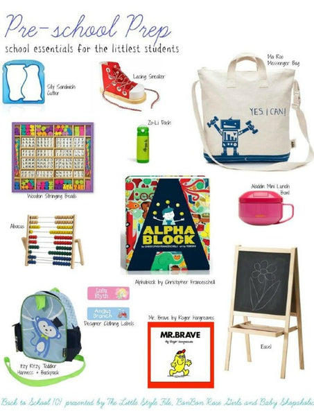 4515513a89 The Little Style File s Back to School 101  The comprehensive guide to  everything cool for back to school. August 2014.