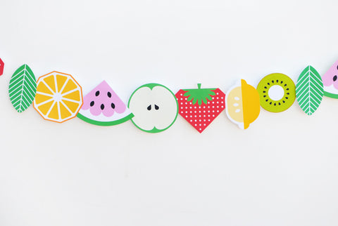 printable fruit toy garlent paper free printable folding crafts