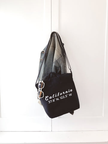 DIY City Coordinate Market Tote Bag