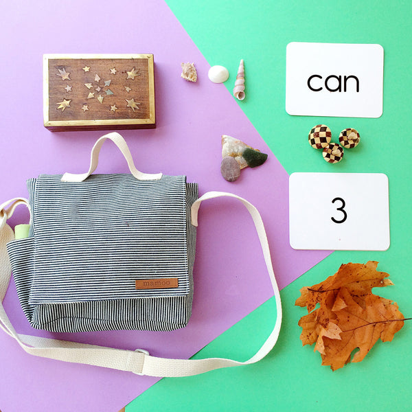 Kindergarten Toolkit Busy Bag Mamoo Kids Bag