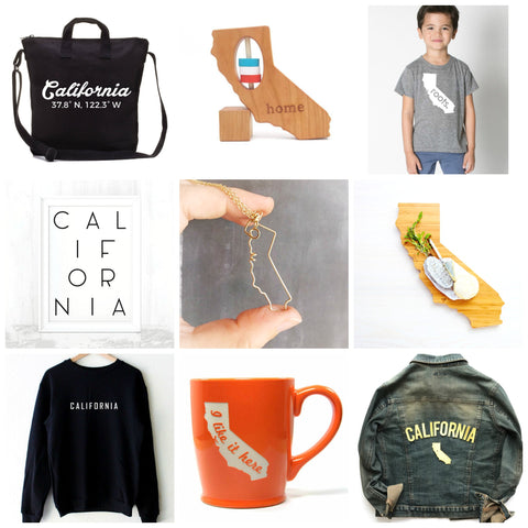 California Gift Guide Ideas For Hipsters