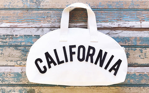 DIY California Pencil Pouch Custom Gift
