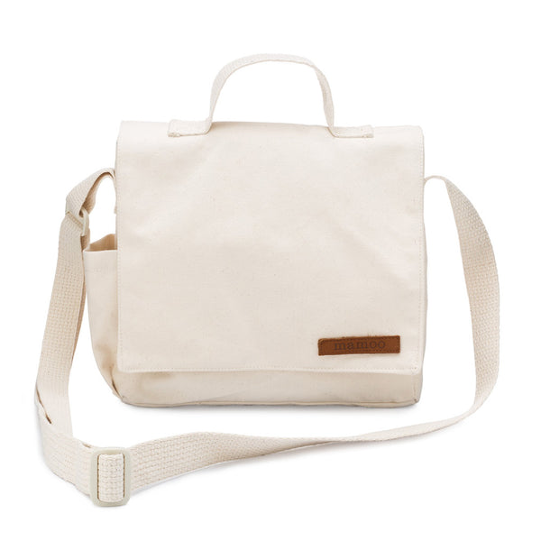 Canvas Fabric Crossbody Kids Mini Messenger Bag