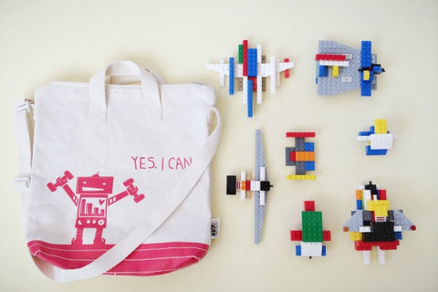 lego in busy bag for kids