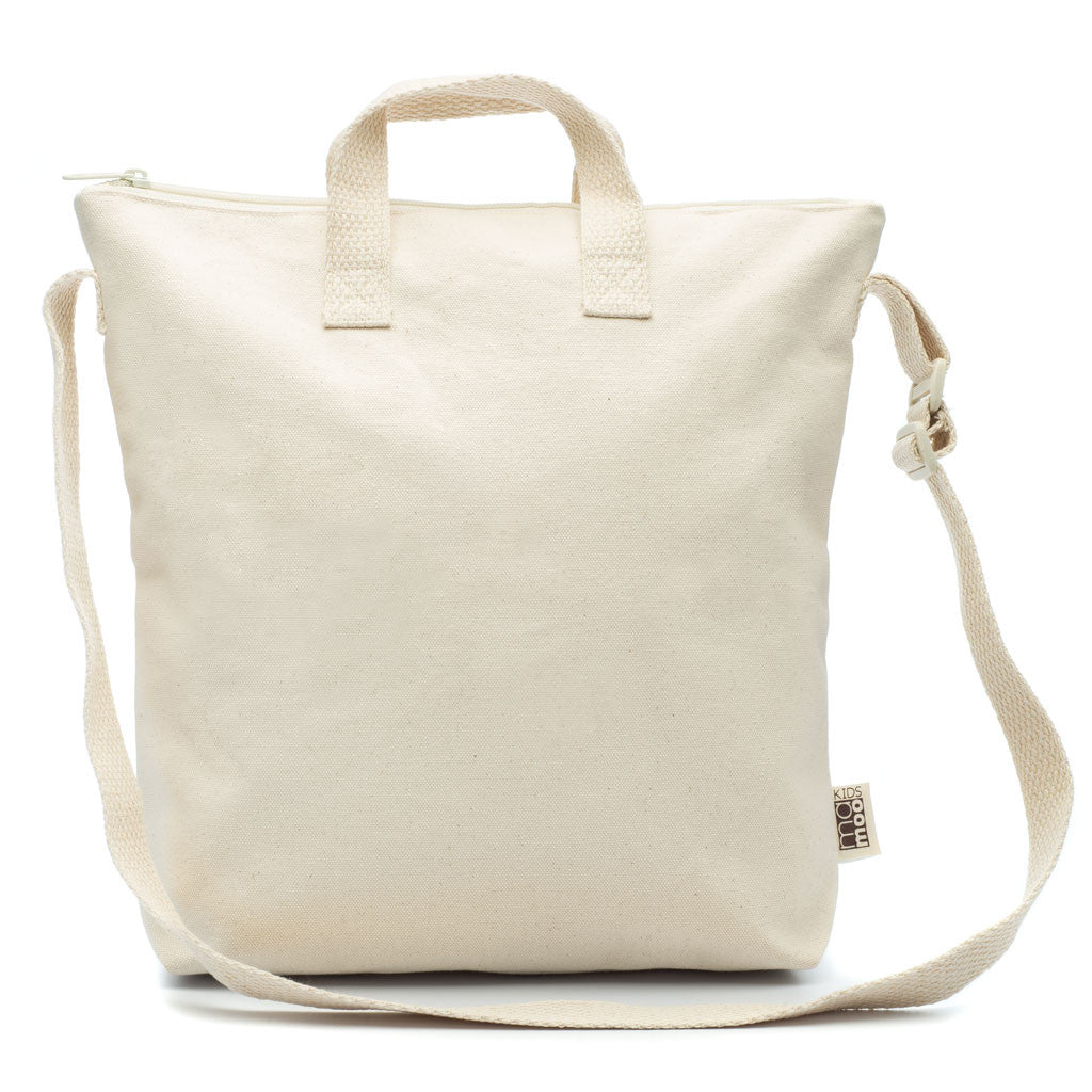 45cb599782 Limited Edition Blank Artist Canvas Kids Zipper Tote Bag