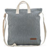 RAMBLER Denim Kids Zipper Tote Bag - mamookids - 1