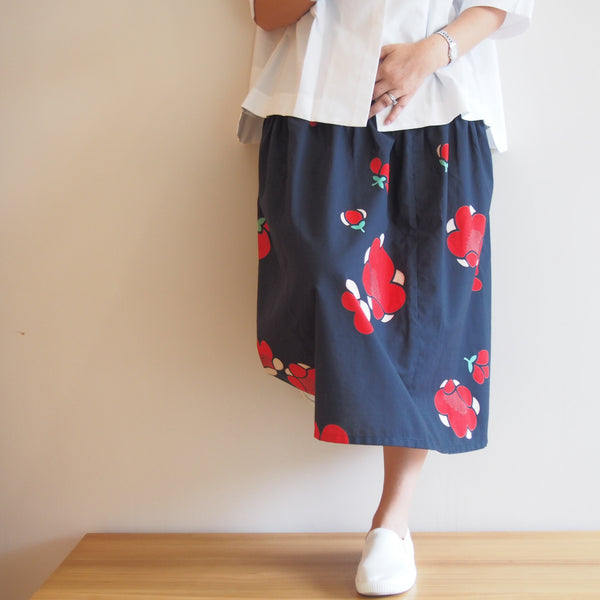 <RS17S15-005> OKINAWA Skirt Long