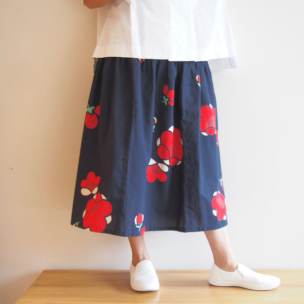 <RS17S15-006> OKINAWA Skirt Long