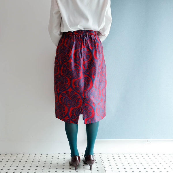 <RS19S24C> COVENT GARDEN Semi tight skirt