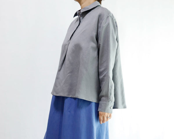 <RS20T17G> BASICS FRONT TUCK Shirt