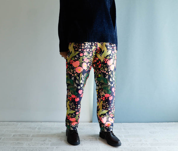 <RS20P12A> Crazy -Tapered Pants
