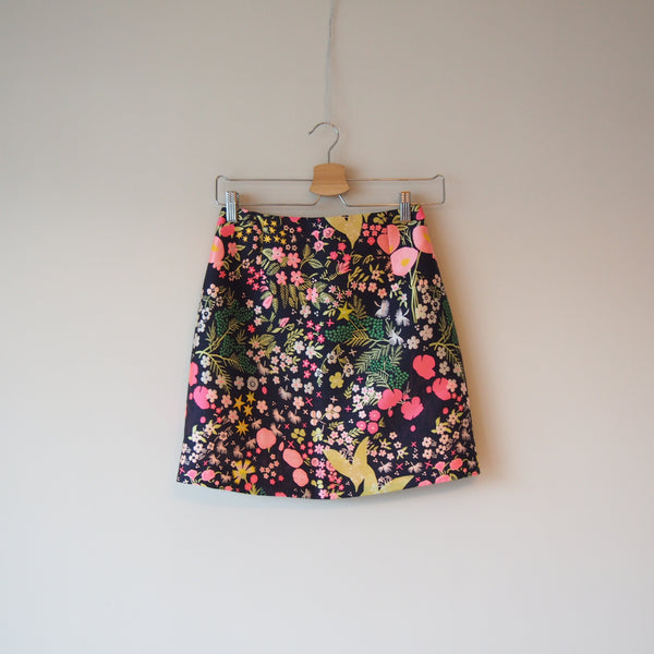 MADE TO ORDER <RS19S25-MTO> MINI Skirt
