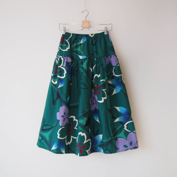 <RS17S15-021> OKINAWA Skirt Long