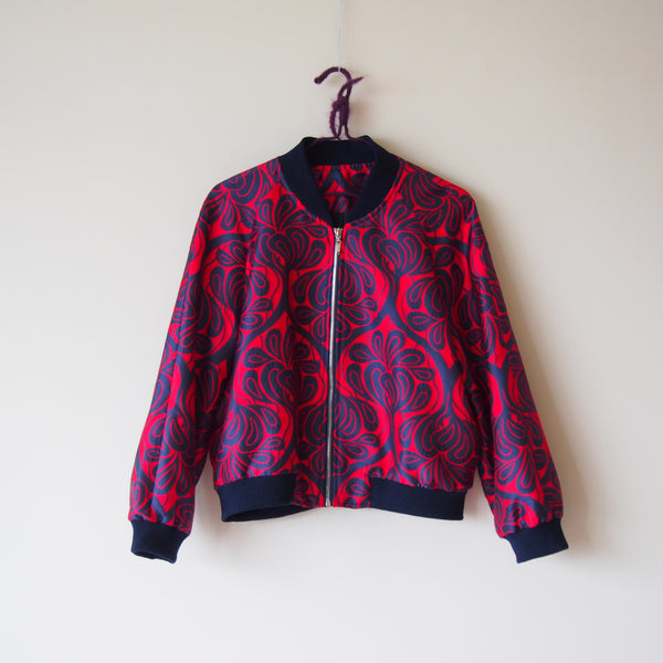 <RS18J08C> COVENT GARDEN -BOMBER  Jacket