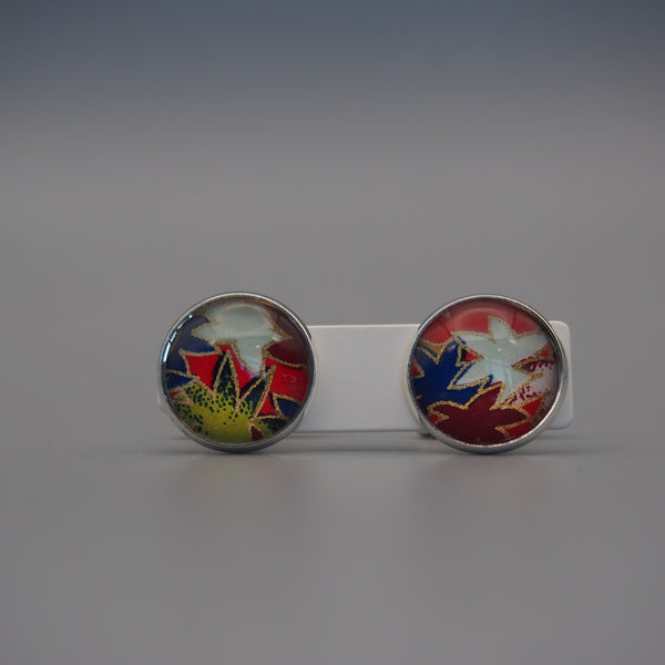 FV16A17-022> BUTTON CUFF LINKS
