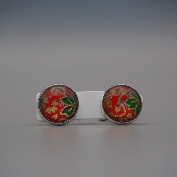 FV16A17-025> BUTTON CUFF LINKS