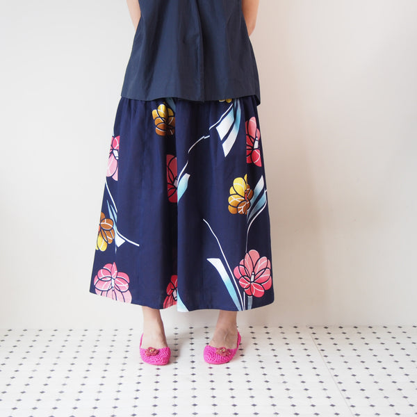 <RS17S15-004> OKINAWA Skirt Long