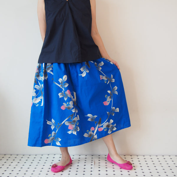 <RS17S15-013> OKINAWA Skirt Long