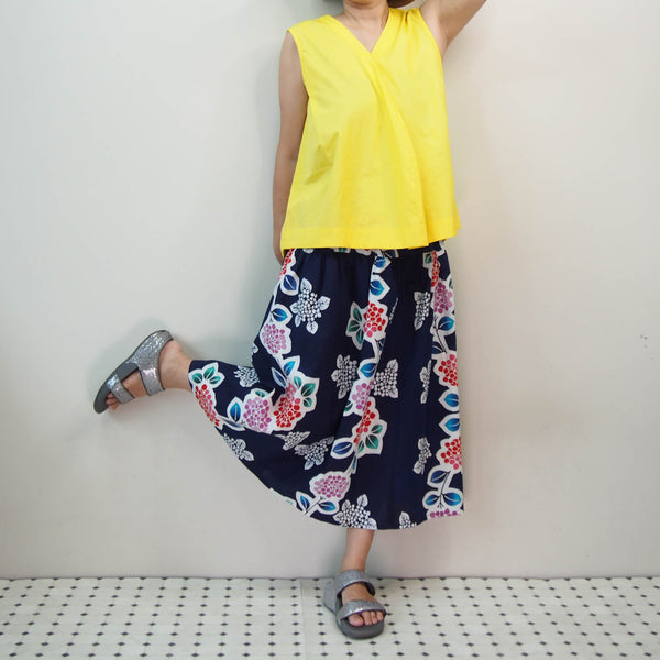 <RS17S15-032> OKINAWA Skirt Long