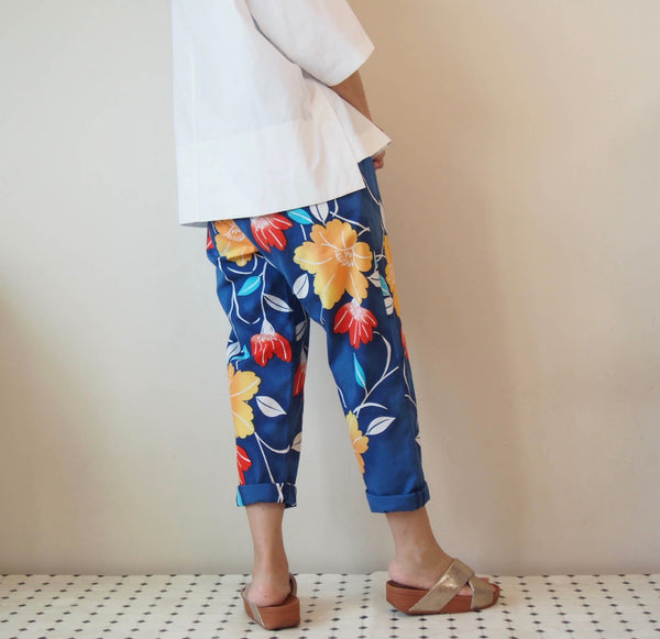 <RS18P07-002> OKINAWA BOY'S PANTS