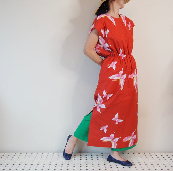 <RS18D11-002> AODAI Dress